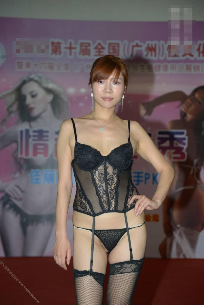 中国の下着モデルさん、がっつりマムコハミ出すwwwwwwww(※画像あり)・24枚目