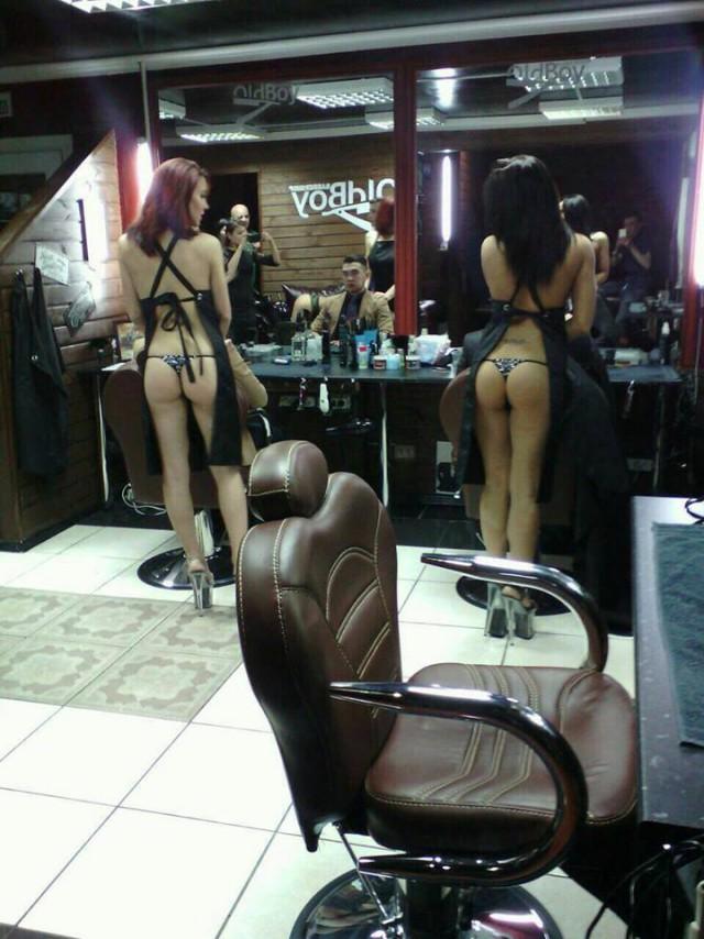 【勃起不可避】海外のサービス満載の美容院をご覧ください(画像あり)・10枚目