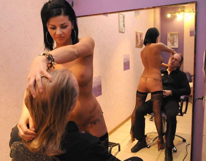 【勃起不可避】海外のサービス満載の美容院をご覧ください(画像あり)・21枚目