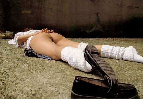 全裸で野外放置されてる女の子、リアルすぎやろ。。。(25枚)・23枚目