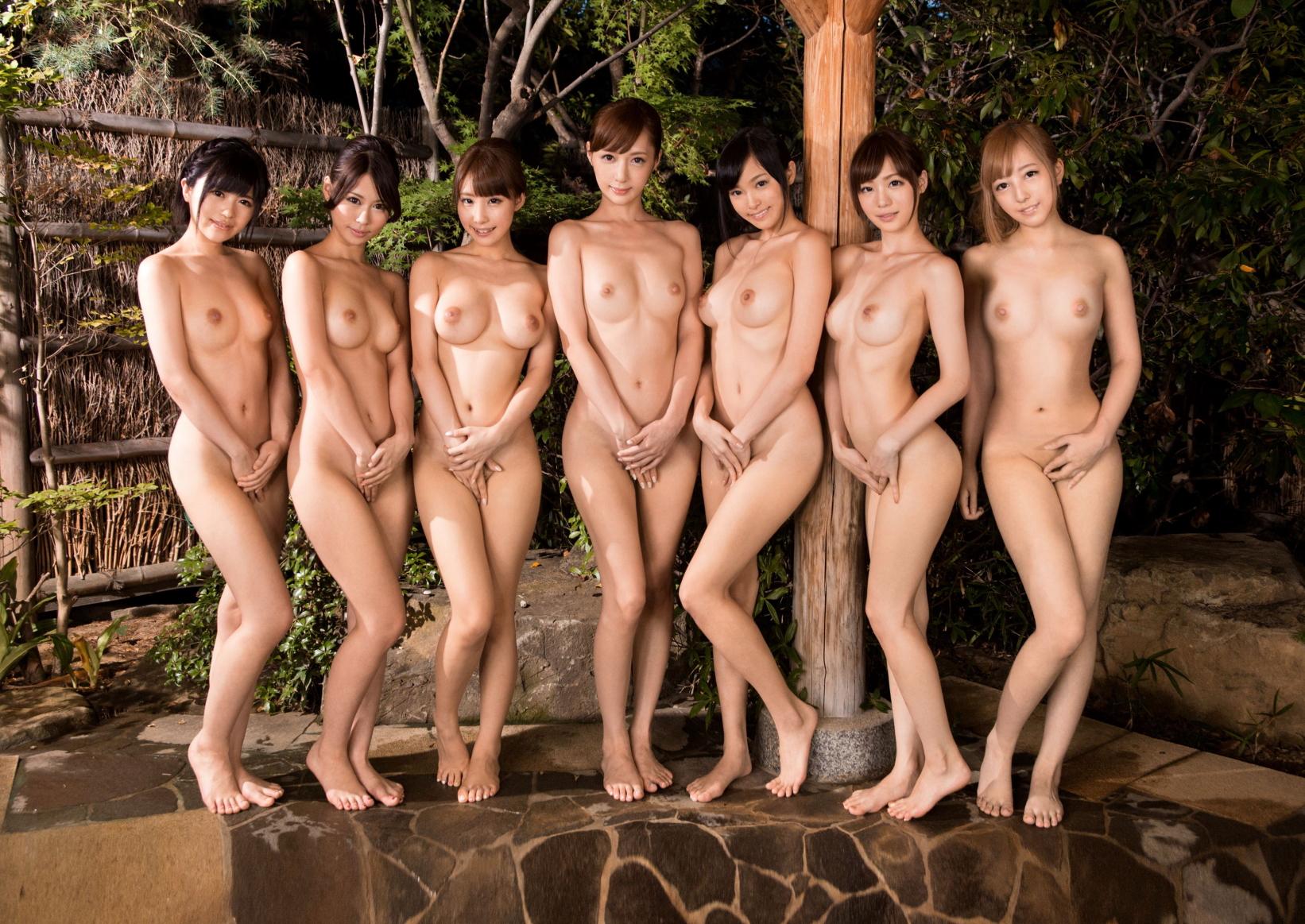 友達と記念に撮った温泉写真をうpしちゃうおバカ女子たち(24枚)・17枚目