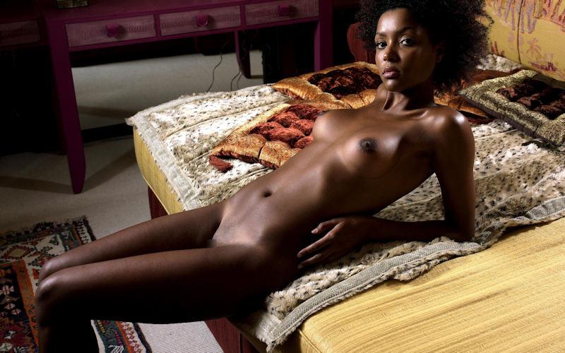 神スタイルの黒人女性のヌード勃起不可避やったwwwwww(画像25枚)・10枚目