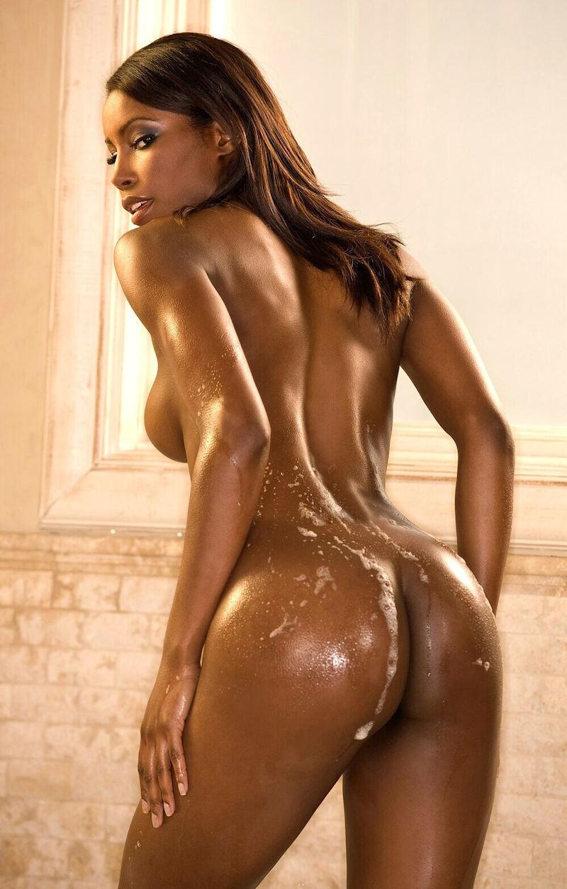 神スタイルの黒人女性のヌード勃起不可避やったwwwwww(画像25枚)・11枚目