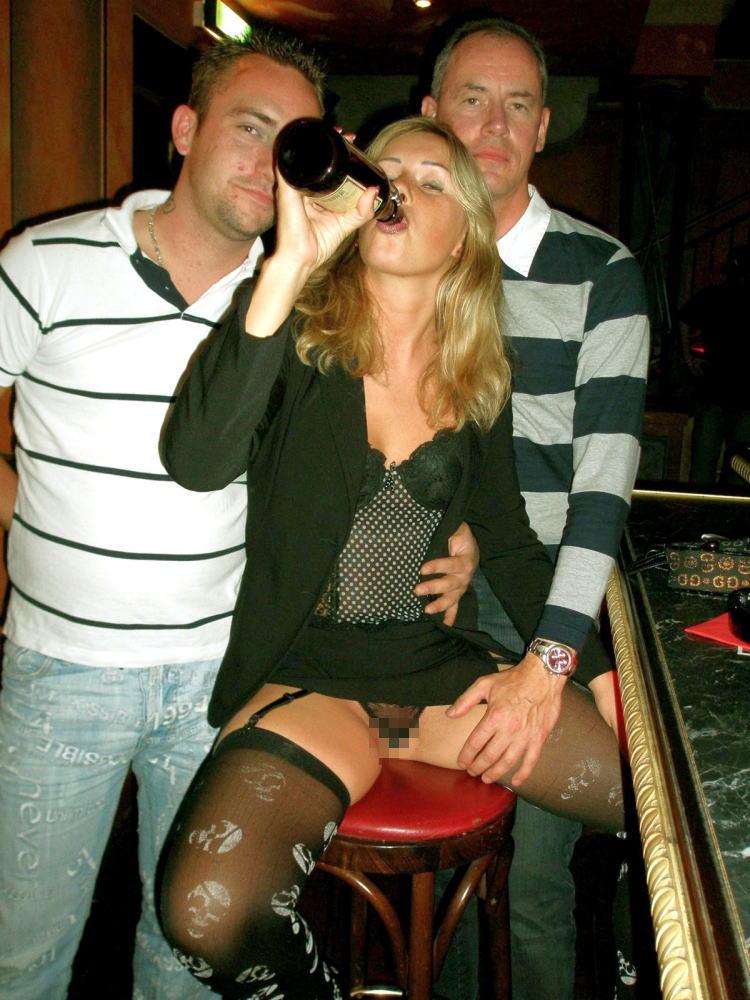 【後悔不可避】女たちがお酒で一番良くやる失敗がこちら。。。(画像あり)・7枚目