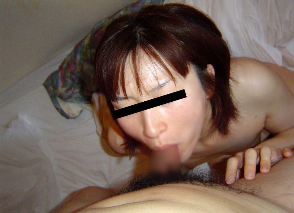 素人カップル フェラチオ 画像003
