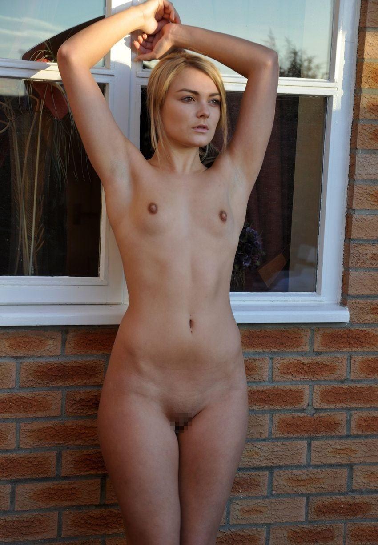 ロシア美少女 貧乳エロ 画像020